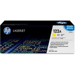 HP 122A Yellow Original LaserJet Toner Cartridge HEWQ3962A