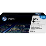 HP 122A Toner Cartridge - Black HEWQ3960A