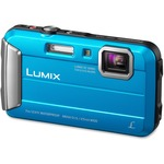 Panasonic Lumix DMC-TS25 16.1 Megapixel Compact Camera - Blue PANDMCTS25A
