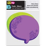 Redi-Tag Thought Bubble Sticky Notes RTG22102