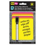 Redi-Tag Re-Marks Erasable Notes Surface RTG60562
