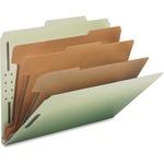 Smead 100% Recycled Pressboard Classification Folder 14093 SMD14093