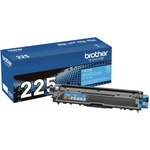 Brother Toner Cartridge - Cyan BRTTN225C