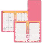 AT-A-GLANCE Sunset Academic Weekly/Monthly Appointment Book AAG800200A