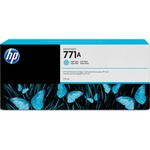 HP 771A Ink Cartridge - Light Cyan HEWB6Y20A
