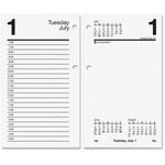 At-A-Glance Loose-leaf Desk Calendar Refill AAGE7175014