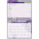 At-A-Glance Paper Flower Plan Your Month Wall Calendar AAGPF1728