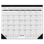 At-A-Glance Classic Styling Monthly Desk Pad AAGSK24B00