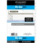 Day Runner 1PPD Dated Daily Planner Refills DRN481125