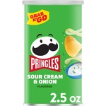 Pringles Onion Grab/Go Potato Crisps KEB84560