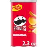 Pringles Grab/Go Original Potato Crisps KEB84563