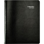 Rediform 13-Month Weekly/Monthly Academic Planner REDCA858BLK