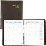 Rediform Eco-friendly Monthly Planner REDCB430WBLK