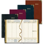 Rediform Bonded Leather 1PPW Weekly Executive Planner REDCBE507ASX