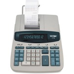 Victor 1776 TAA-compliant Ribbon Print Calculator VCT1776