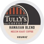 Tully's Coffee Tropical Fruity Hawaiian Blend Pack t6606