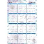 At-A-Glance Dreams Erasable Wall Calendar AAGPM83550