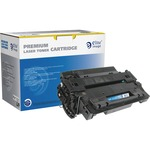 Elite Image Toner Cartridge - Remanufactured for HP (CE255X) - Black ELI75619