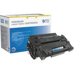 Elite Image MICR Toner Cartridge - Remanufactured for HP (CE255X) - Black ELI75634