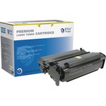 Elite Image Toner Cartridge - Remanufactured for Lexmark (12A7410) - Black ELI75645