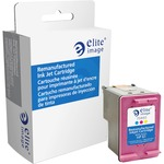 Elite Image Ink Cartridge - Remanufactured for HP (CH562WN) - Cyan, Magenta, Yellow ELI75802