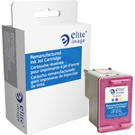 Elite Image Remanufactured HP 61XL High-yield Tri-color Ink Cartridge ELI75804