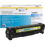 Elite Image Toner Cartridge - Remanufactured for HP (CE412A) - Yellow ELI75809