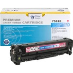 Elite Image Toner Cartridge - Remanufactured for HP (CE413A) - Magenta ELI75810