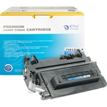 Elite Image Toner Cartridge - Remanufactured for HP (CE390A) - Black ELI75813