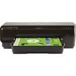 HP Officejet 7110 Inkjet Printer - Color - 4800 x 1200 dpi Print - Plain Paper Print - Desktop HEWCR768A