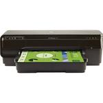 HP Officejet 7110 Inkjet Printer - Color - 4800 x 1200 dpi Print - Plain Paper Print - Desktop HEWCR768A