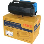 Oki High-Capacity Toner Cartridge OKI45460509