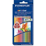 Staedtler Noris Club Std-sized Triangular Pencils STD127NC12
