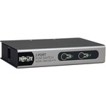 Tripp Lite 2-Port Desktop KVM Switch TRPB022002KTR