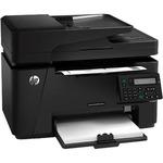 HP LaserJet Pro M127FN Laser Multifunction Printer - Monochrome - Plain Paper Print - Desktop HEWCZ181A