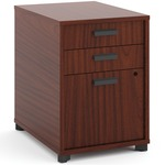 Basyx by HON Manage Series Chestnut Freestanding Pedestal BSXMGPEDC1A1