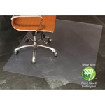 E.S.ROBBINS Gen7V Clear Rectangular Chair Mat ESR143022