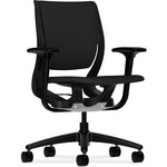HON Purpose Mid-back Task Chair w/Arm HONRW101ONCU10