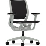 HON Purpose Mid-back Task Chair w/Adj Arm HONRW101PTCU10