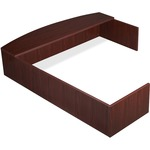 Lorell Essentials Series L-Shaped Reception Counter LLR69701