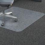 Lorell Rectangular Polycarbonate Chair Mat LLR69705