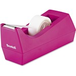 Scotch Desk C38 Tape Dispenser MMMC38P