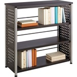 Safco Scoot Contemporary Design Bookcase SAF1602BL