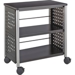 Safco Scoot Personal Contemporary Design Bookcase SAF1604BL