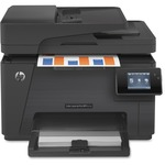 HP LaserJet Pro M177FW Laser Multifunction Printer - Plain Paper Print - Desktop HEWCZ165A