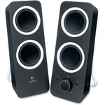 Logitech 2.0 Speaker System - Midnight Black LOG980000800