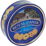 Campbell's Kelsen Group Danish Butter Cookies (40635)