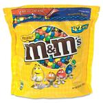Marjack Advantus M&M's Peanut Candy w/Zipper MRSSN32437