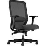 Basyx by HON Fabric Seat Mesh High-Back Chair BSXVL721LH10