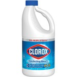 Clorox Regular Liquid 64oz. Concentrated Bleach COX30769CT